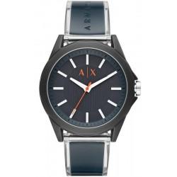 Armani Exchange Men's Watch Drexler AX2642