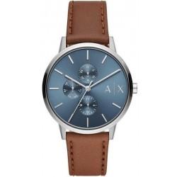 Buy Armani Exchange Men's Watch Cayde Multifunction AX2718