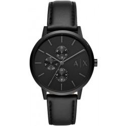 Buy Armani Exchange Men's Watch Cayde Multifunction AX2719