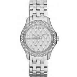 Buy Armani Exchange Ladies Watch Lady Hampton AX5215