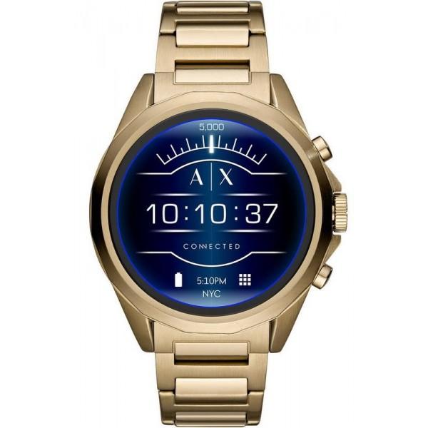 Buy Armani Exchange Connected Men's Watch Drexler Smartwatch AXT2001