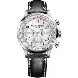 Buy Baume & Mercier Men's Watch Capeland 10005 Automatic Chronograph