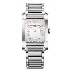 Buy Baume & Mercier Ladies Watch Hampton 10020 Quartz