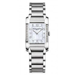Baume & Mercier Ladies Watch Hampton 10051 Quartz