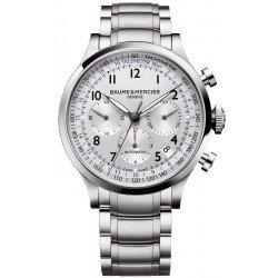 Buy Baume & Mercier Men's Watch Capeland 10064 Automatic Chronograph