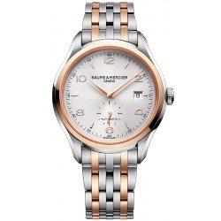 Buy Baume & Mercier Men's Watch Clifton 10140 Automatic