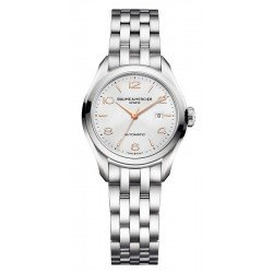 Buy Baume & Mercier Ladies Watch Clifton 10150 Automatic