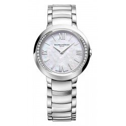 Buy Baume & Mercier Ladies Watch Promesse 10160 Quartz