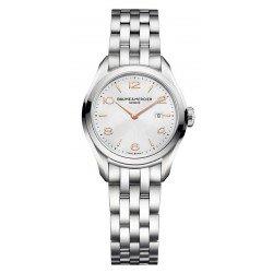 Buy Baume & Mercier Ladies Watch Clifton 10175 Quartz