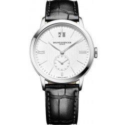 Buy Baume & Mercier Men's Watch Classima 10218 Dual Time Quartz