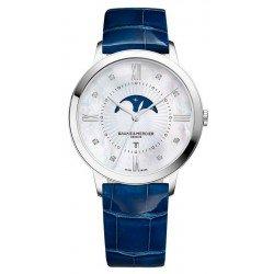 Buy Baume & Mercier Ladies Watch Classima Moonphase Quartz 10226