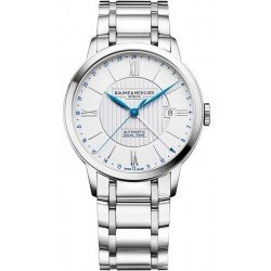 Buy Baume & Mercier Men's Watch Classima Dual Time Automatic 10273