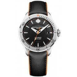 Buy Baume & Mercier Men's Watch Clifton 10338 Automatic