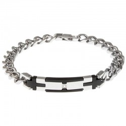 Boccadamo Men's Bracelet Man ABR270