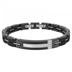Buy Boccadamo Men's Bracelet Man ABR350B