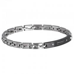 Boccadamo Men's Bracelet Man ABR362N