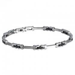 Boccadamo Men's Bracelet Man ABR367