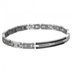 Buy Boccadamo Men's Bracelet Man ABR374