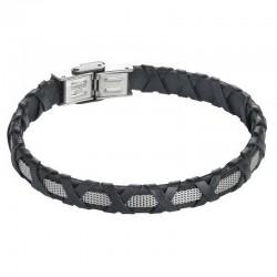 Boccadamo Men's Bracelet Man ABR421G