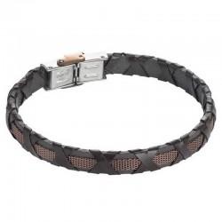 Boccadamo Men's Bracelet Man ABR421M