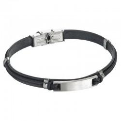 Boccadamo Men's Bracelet Man ABR422N