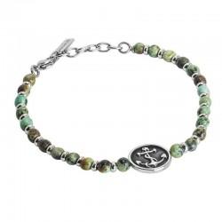 Buy Boccadamo Men's Bracelet Man ABR427V