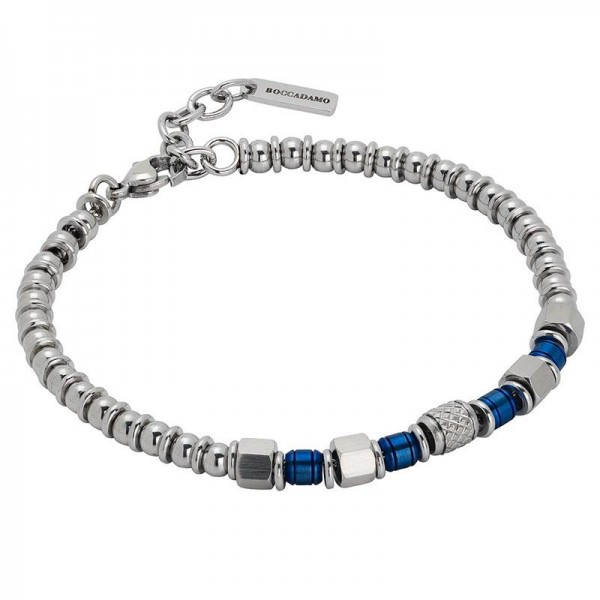 Buy Boccadamo Men's Bracelet Man ABR507B