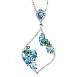 Buy Boccadamo Ladies Necklace Lidian GR603