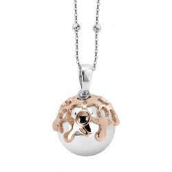 Buy Boccadamo Ladies Necklace Angelomio TR/GR19