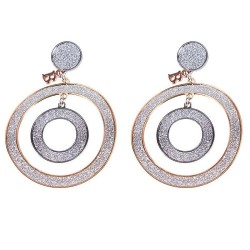 Buy Boccadamo Ladies Earrings Magic Circle XGR071