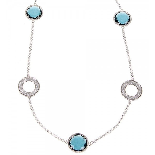 Buy Boccadamo Ladies Necklace Magic Circle XGR163