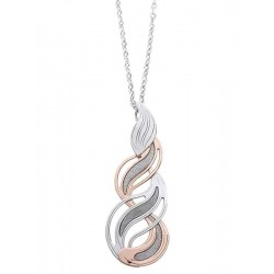 Buy Boccadamo Ladies Necklace Nodo D'Amore XGR185RS