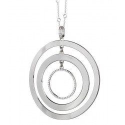 Boccadamo Ladies Necklace Magic Circle XGR252