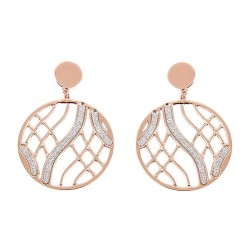 Buy Boccadamo Ladies Earrings Trix XOR124RS