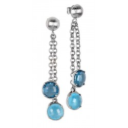 Boccadamo Ladies Earrings Cristallarte XOR467