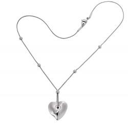 Buy Breil Ladies Necklace Feeling TJ0858