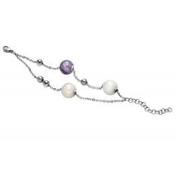Buy Breil Ladies Bracelet Chaos TJ1092