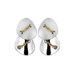 Buy Breil Ladies Earrings Back To Stones TJ1378