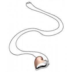 Buy Breil Ladies Necklace Heartbreaker TJ1419