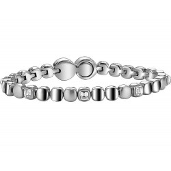 Buy Breil Ladies Bracelet Rolling Diamonds M TJ1453