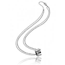 Buy Breil Ladies Necklace Breilogy TJ1470