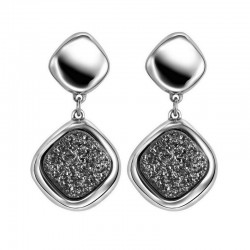 Breil Ladies Earrings Moonrock TJ1477