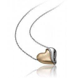Buy Breil Ladies Necklace Heartbreaker TJ1548