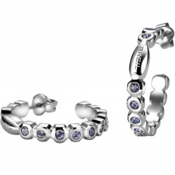 Buy Breil Ladies Earrings Rolling Diamonds TJ1572