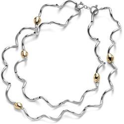Buy Breil Ladies Necklace Flowing TJ1574