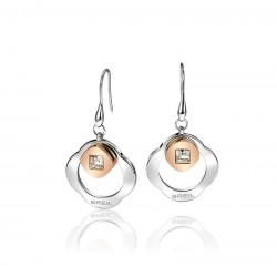 Buy Breil Ladies Earrings Crossing Love TJ1580