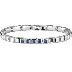 Breil Men's Bracelet Step Stone TJ1584