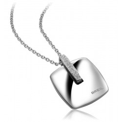 Buy Breil Ladies Necklace New Blast TJ1605