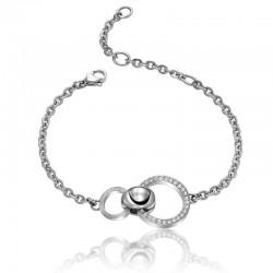 Buy Breil Ladies Bracelet Breilogy TJ1688