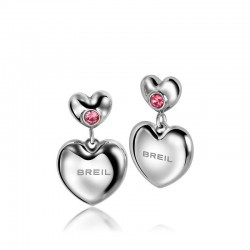 Buy Breil Ladies Earrings Love Around TJ1704